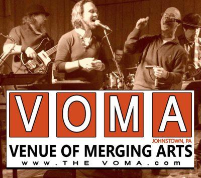 Venue of Merging Arts, Johnstown, PA
