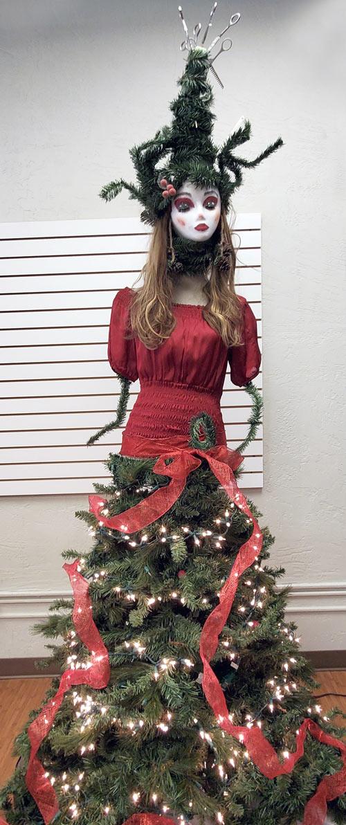 Salvatore's Holiday Tree