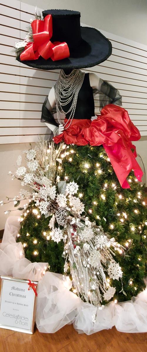 Celestial Brides Holiday Tree