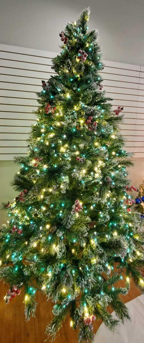 Cricket Wireless Holiday Tree