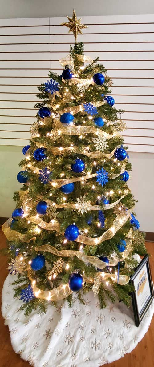 JWF Holiday Tree