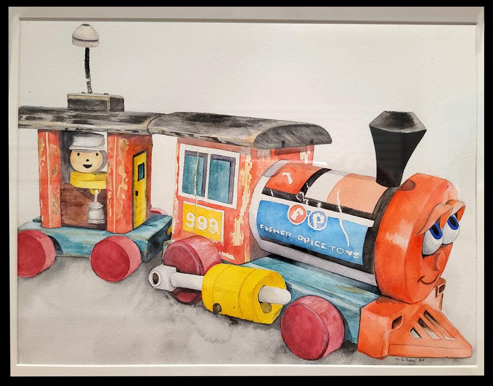 Maxine Cullen - Simple Things (Train)