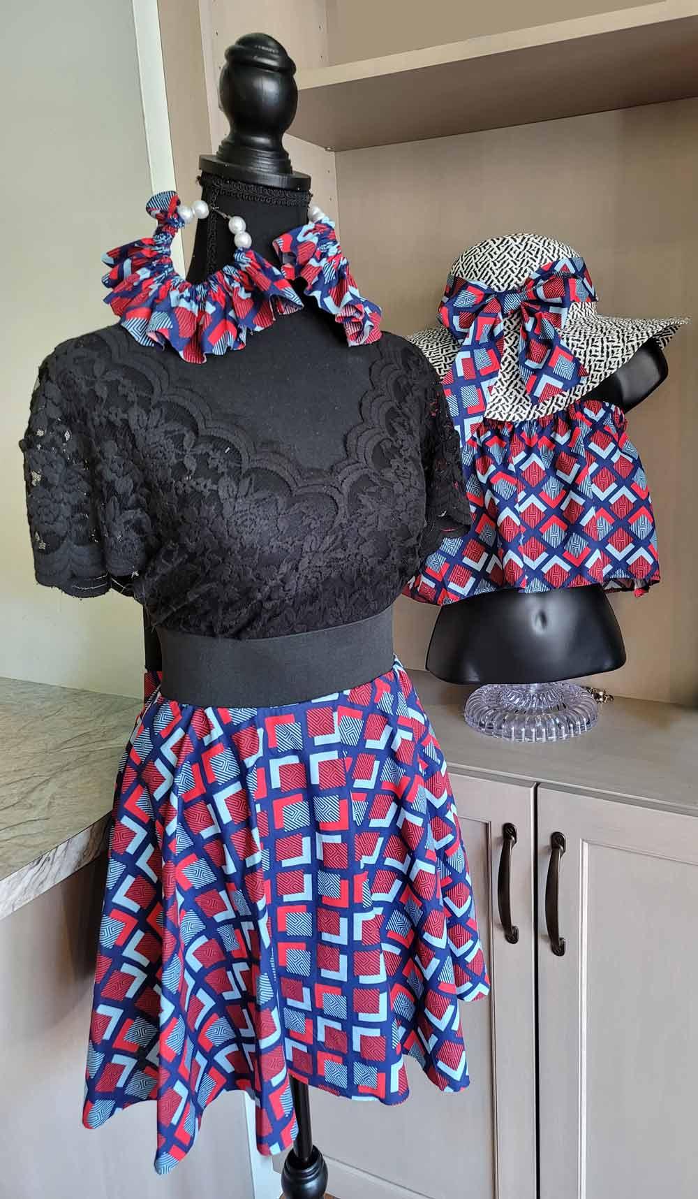 Mercedes Barnette - Costume