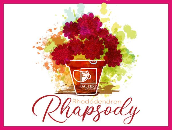 Rhododrendron Rhapsody Garden Party and Walking Tour