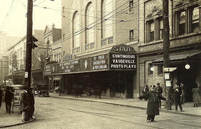 State Theatre, Johnstown PA, circa 1926